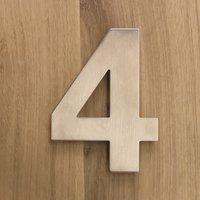 RVS huisnummer 4