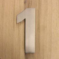 RVS huisnummer 1