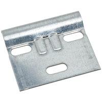 Draagplaat staal verzinkt 60mm