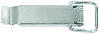 Spansluiting verzinkt 74 mm