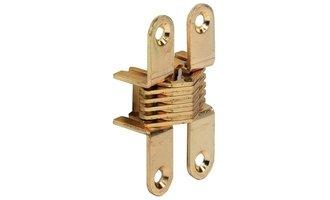 Meubelpaumelle 180° voor deuren van 18 tot 20 mm dik