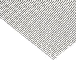 Grijze antislipmat, 474 x 2000 mm