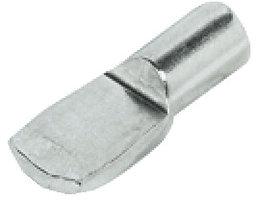 Plankdrager 5 mm rond/vlak , 100 stuks