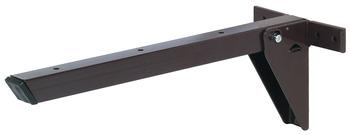 Plankdrager inklapbaar 660 mm, 100 kg per paar