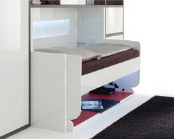 Bed-combi beslag Tavoletto 200 x 90 cm