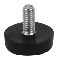 Metalen stelpoot M10 x 20 mm (10 stuks)