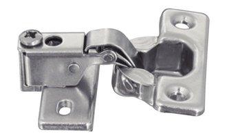 Scharnier 95° voor deurdikte vanaf 14 mm