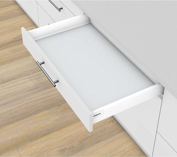 Blum Tandembox type M, 98,5 mm zelfbouwpakket Tip-on