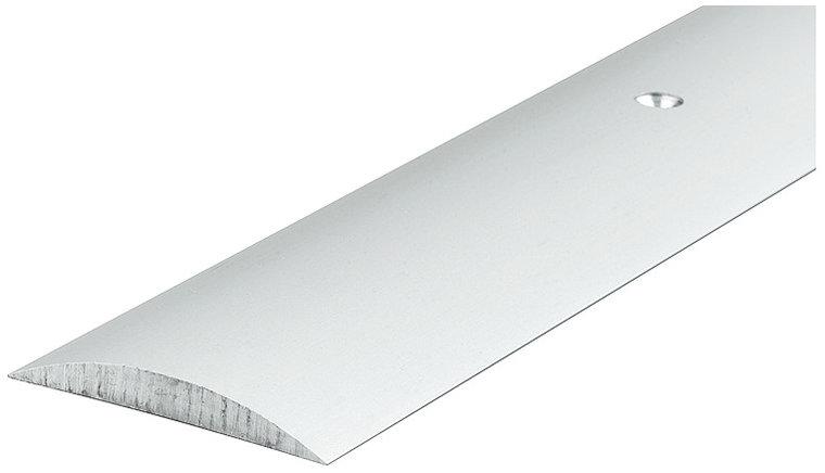 Aluminium drempel, DCL 090, 1215x40x5 mm