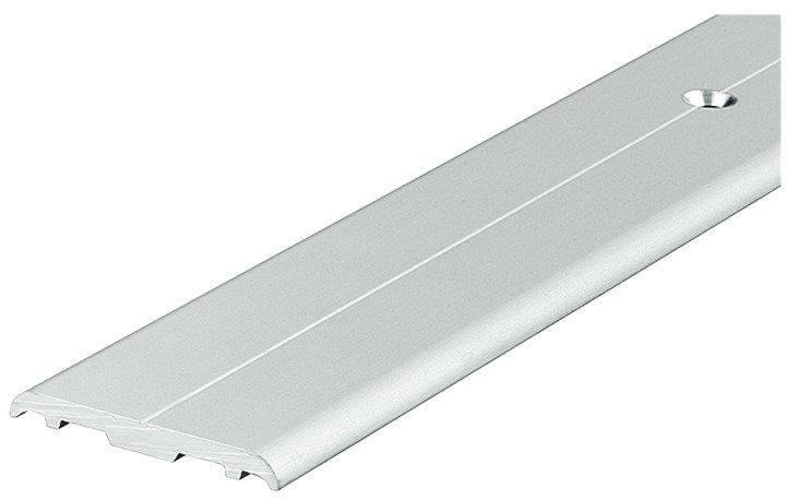Aluminium drempel, DCL 308, 1090x30x3 mm