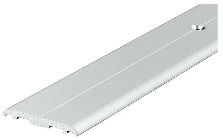 Aluminium drempel, DCL 308, 1215x30x3 mm