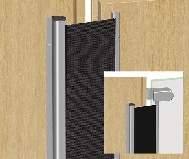 Vingerbeschermingsprofiel NR-25 voor deuren