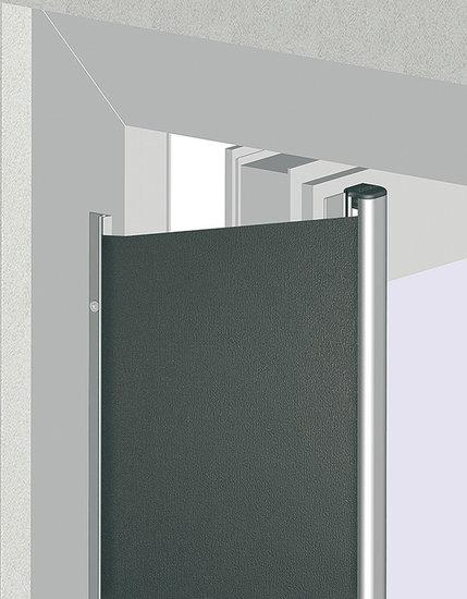Vingerbeschermingsprofiel NR-26W, voor buitendeuren