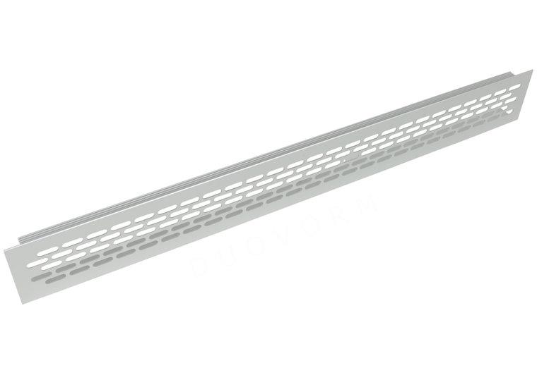 Aluminium ventilatierooster 484x59,8 mm