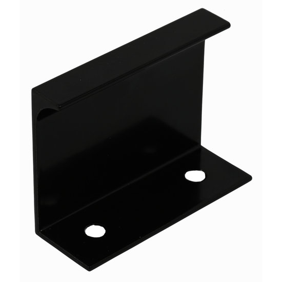 Meubelgreep zwart 53 mm
