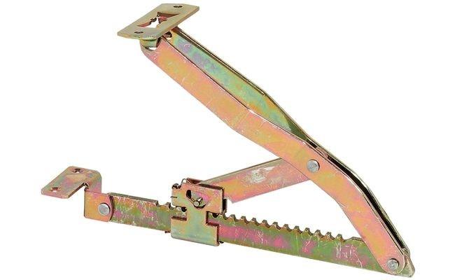 Hoofdverstelschaar 375 mm, 2 stuks