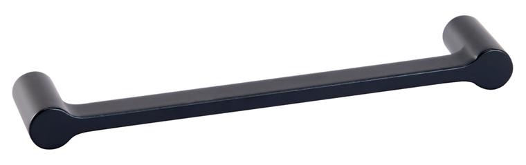 Meubelgreep zwart 176 mm