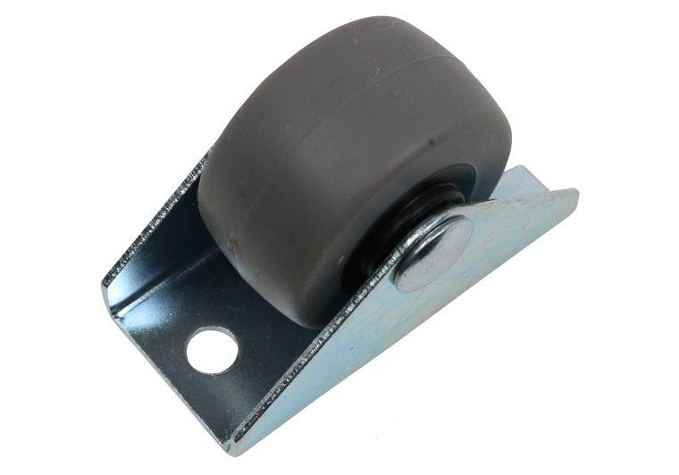 Wiel met zacht loopvlak, 30 mm