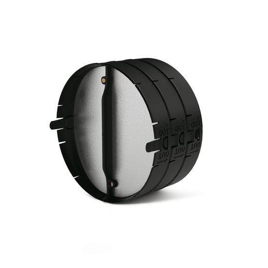 Thermobox 150 warmte-isolatiesysteem voor luchtafvoerbuizen