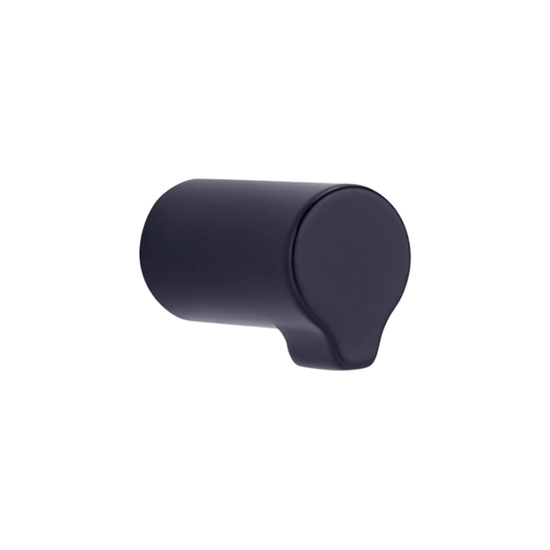 Meubelknop 16 mm, zwart