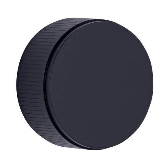 Meubelknop Zwart 45 mm