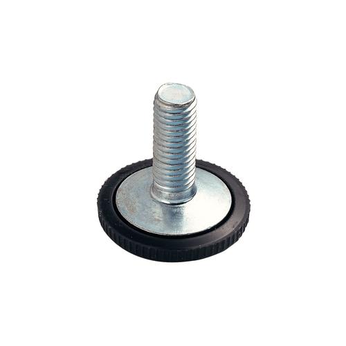 Metalen stelpoot M6 x 20 mm (10 stuks)