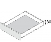 Blum legrabox 80 mm