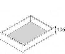 Blum legrabox binnenlade M, 106 mm