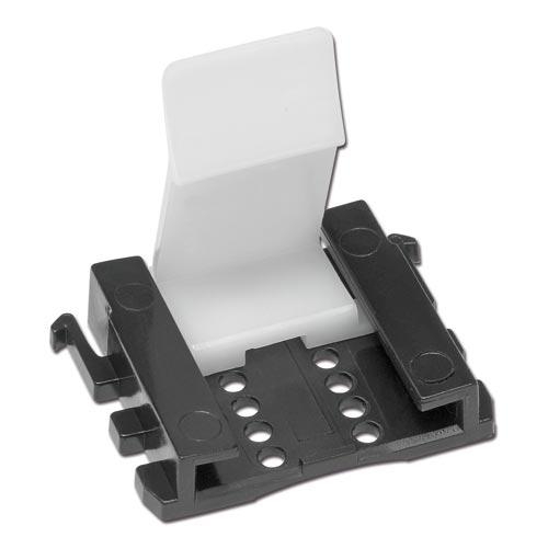 Plinthouder inschuifmodel voor 19 mm plinten