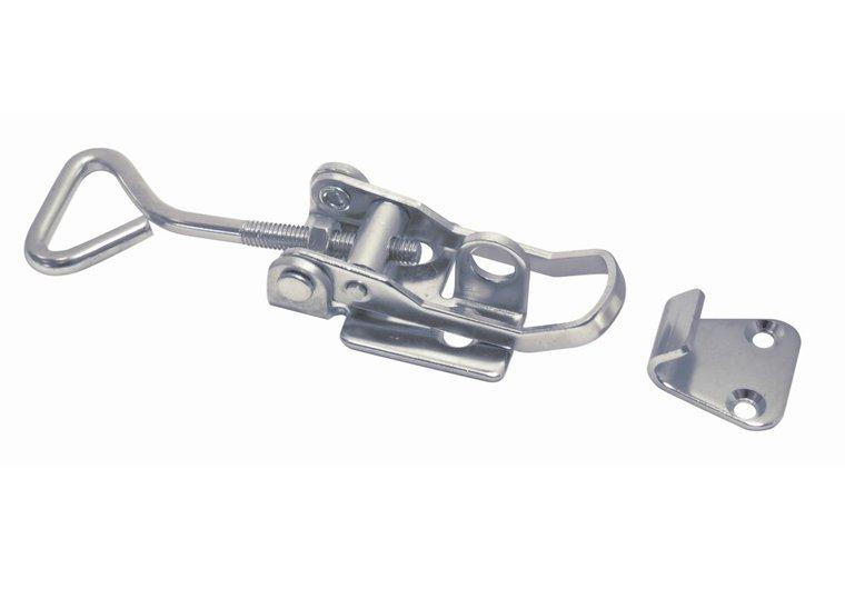 Verstelbare spansluiting, 115-125 mm