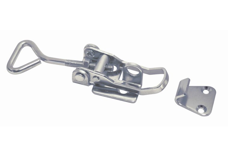 Verstelbare spansluiting, 165-185 mm