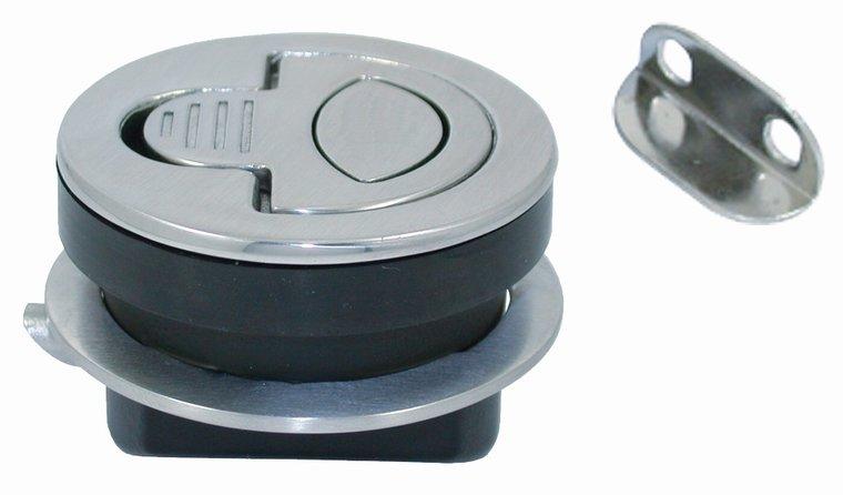 Waterdichte ronde luikring, 60 mm