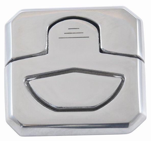 Vierkante luikring, 51 mm