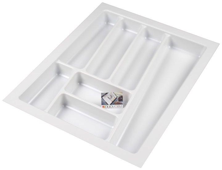 Bestekbak Wit, 350 - 390 mm