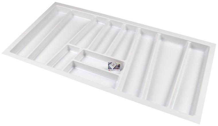 Bestekbak Wit, 900 - 940 mm