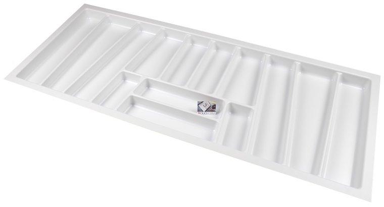 Bestekbak Wit, 1100 - 1140 mm