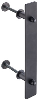 Eenzijdige deurgreep 28-60 mm