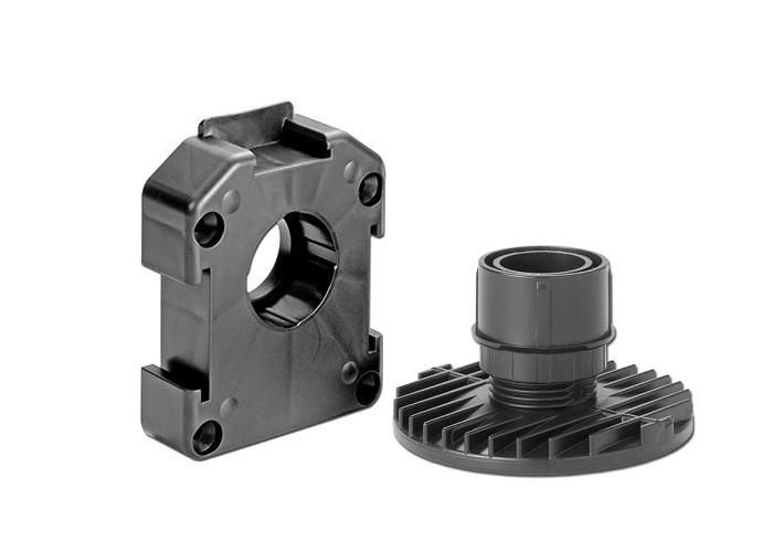 Stelpoot 50 mm, opschroefmodel
