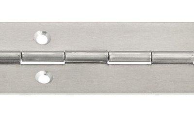 Zeer Pianoscharnieren RVS en Aluminium - Meubelbeslag Online HB43