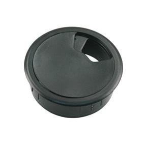 Kabeldoorvoer 80 mm, zwart