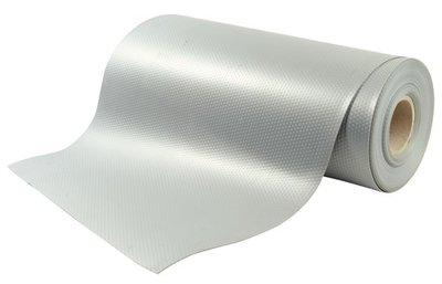 Grijze antislipmat op rol, 500 mm x 20 m